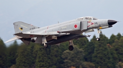 Photo ID 116864 by Andreas Zeitler - Flying-Wings. Japan Air Force McDonnell Douglas F 4EJ Phantom II, 47 8341