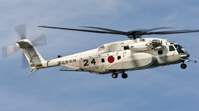 Photo ID 116898 by Andreas Zeitler - Flying-Wings. Japan Navy Sikorsky MH 53E Sea Dragon S 65E, 8624