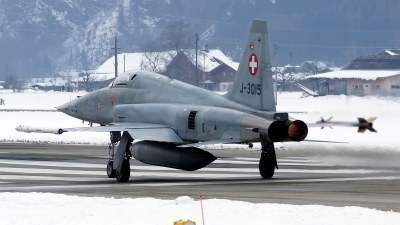 Photo ID 116999 by Lukas Kinneswenger. Switzerland Air Force Northrop F 5E Tiger II, J 3015