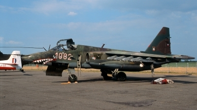 Photo ID 116988 by Henk Schuitemaker. Czech Republic Air Force Sukhoi Su 25K, 1002
