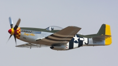 Photo ID 117058 by Nathan Havercroft. Private Private North American P 51D Mustang, N151MW