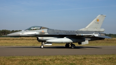 Photo ID 117073 by Thomas Ziegler - Aviation-Media. Belgium Air Force General Dynamics F 16AM Fighting Falcon, FA 124