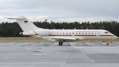 Photo ID 117133 by Günther Feniuk. Germany Air Force Bombardier BD 700 1A11 Global 5000, 14 02