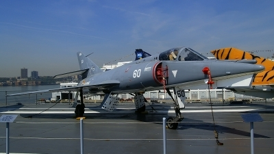 Photo ID 117615 by Lukas Kinneswenger. France Navy Dassault Etendard IV M, 60