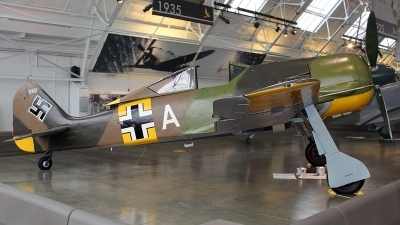 Photo ID 117311 by Aaron C. Rhodes. Private Flying Heritage Collection Focke Wulf FW 190A 5, N19027