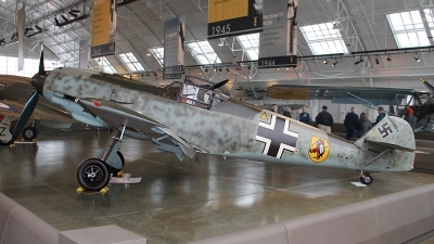 Photo ID 117310 by Aaron C. Rhodes. Private Flying Heritage Collection Messerschmitt Bf 109E 3, NX342FH