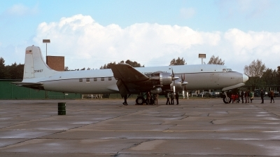 Photo ID 117794 by Alex Staruszkiewicz. USA Air Force Douglas VC 118A Liftmaster DC 6A, 53 3287