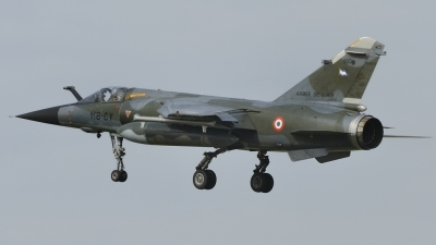 Photo ID 117478 by rinze de vries. France Air Force Dassault Mirage F1CR, 660