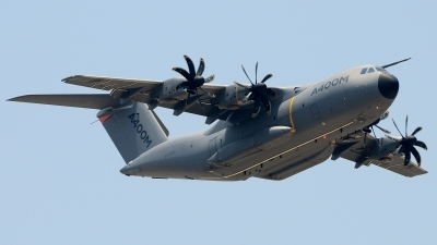 Photo ID 117515 by Teerawut Wongdee. Company Owned Airbus Airbus A400M Atlas, EC 404