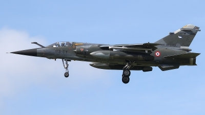 Photo ID 117528 by Rainer Mueller. France Air Force Dassault Mirage F1CR, 660