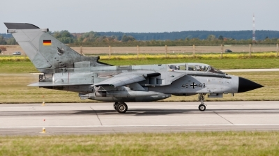 Photo ID 117646 by Andreas Zeitler - Flying-Wings. Germany Air Force Panavia Tornado ECR, 46 43