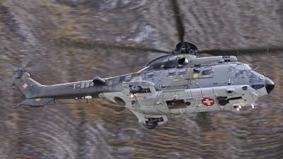 Photo ID 117737 by Andreas Weber. Switzerland Air Force Aerospatiale AS 532UL Cougar, T 334