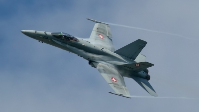 Photo ID 117860 by Sven Zimmermann. Switzerland Air Force McDonnell Douglas F A 18C Hornet, J 5016