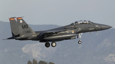 Photo ID 117909 by Richard Sanchez Gibelin. USA Air Force McDonnell Douglas F 15E Strike Eagle, 87 0210