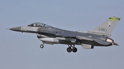 Photo ID 117908 by David F. Brown. USA Air Force General Dynamics F 16C Fighting Falcon, 86 0321