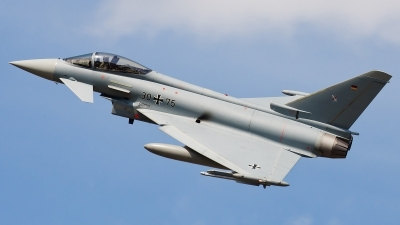 Photo ID 118060 by Alex van Noye. Germany Air Force Eurofighter EF 2000 Typhoon S, 30 75