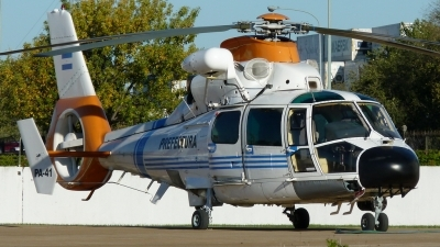 Photo ID 118053 by Fabian Pesikonis. Argentina Coast Guard Aerospatiale AS 565MA Panther, PA 41
