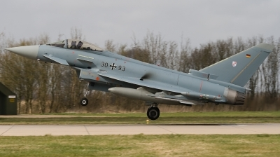 Photo ID 118135 by Bert van Wijk. Germany Air Force Eurofighter EF 2000 Typhoon S, 30 93