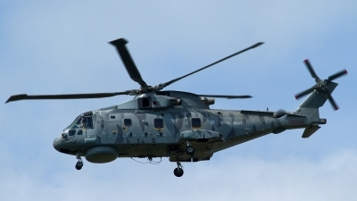 Photo ID 118680 by Thomas Ziegler - Aviation-Media. UK Navy Agusta Westland EH 101 Merlin HM1 Mk111, ZH860