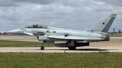Photo ID 118367 by Carl Brent. UK Air Force Eurofighter EF 2000 Typhoon FGR4, ZJ915