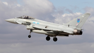 Photo ID 118464 by Carl Brent. UK Air Force Eurofighter EF 2000 Typhoon FGR4, ZK304