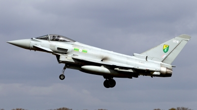 Photo ID 118529 by Carl Brent. UK Air Force Eurofighter EF 2000 Typhoon FGR4, ZJ937