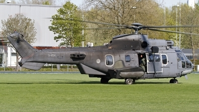 Photo ID 119259 by Niels Roman / VORTEX-images. Netherlands Air Force Aerospatiale AS 532U2 Cougar MkII, S 454