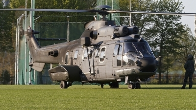 Photo ID 119260 by Niels Roman / VORTEX-images. Netherlands Air Force Aerospatiale AS 532U2 Cougar MkII, S 454