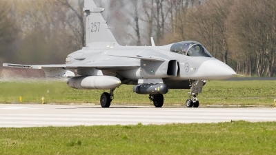 Photo ID 118719 by Alex van Noye. Sweden Air Force Saab JAS 39C Gripen, 39257