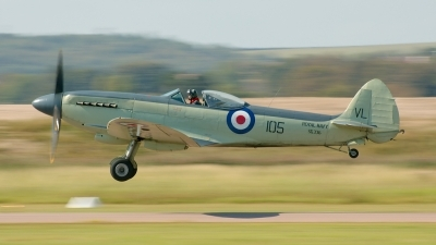Photo ID 15413 by Jeremy Gould. Private Private Supermarine Seafire F17, G KASX