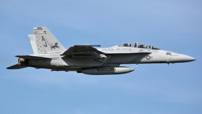 Photo ID 118860 by David F. Brown. USA Navy Boeing F A 18F Super Hornet, 166674
