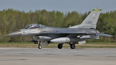 Photo ID 119024 by David F. Brown. USA Air Force General Dynamics F 16C Fighting Falcon, 86 0321