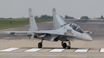 Photo ID 15436 by Jaco Haasnoot. India Air Force Sukhoi Su 30MKI Flanker, SB042