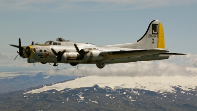 Photo ID 118895 by Baldur Sveinsson. Private Liberty Foundation Boeing B 17G Flying Fortress 299P, N390TH
