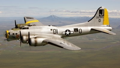 Photo ID 118896 by Baldur Sveinsson. Private Liberty Foundation Boeing B 17G Flying Fortress 299P, N390TH