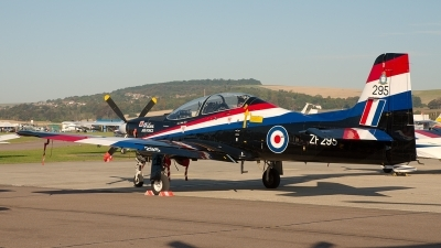 Photo ID 15442 by Jeremy Gould. UK Air Force Short Tucano T1, ZF295