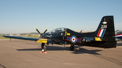 Photo ID 15443 by Jeremy Gould. UK Air Force Short Tucano T1, ZF339