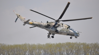 Photo ID 119192 by Jan Oboril. Czech Republic Air Force Mil Mi 35, 3362