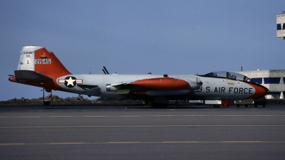 Photo ID 119175 by Baldur Sveinsson. USA Air Force Martin EB 57B Canberra, 52 1545