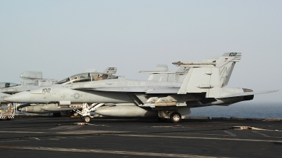 Photo ID 119220 by Peter Boschert. USA Navy Boeing F A 18F Super Hornet, 166845