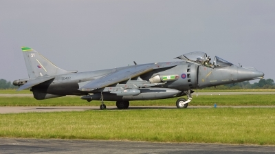Photo ID 119298 by Giampaolo Tonello. UK Air Force British Aerospace Harrier GR 9, ZD402