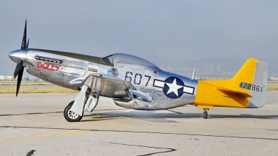 Photo ID 119350 by W.A.Kazior. Private Planes of Fame Air Museum North American P 51D Mustang, N5441V
