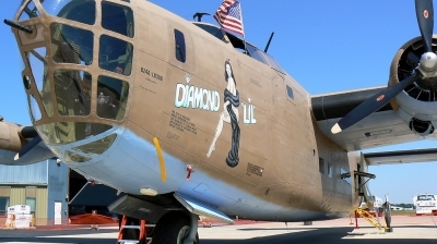 Photo ID 15489 by Mike Egan. Private Commemorative Air Force Consolidated B 24 RLB 30 Liberator I, N24927
