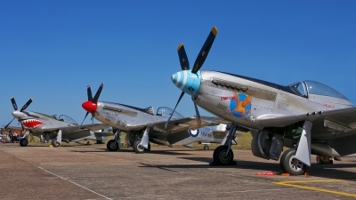 Photo ID 121073 by Darren Mottram. Private Private North American P 51D Mustang, VH AJG