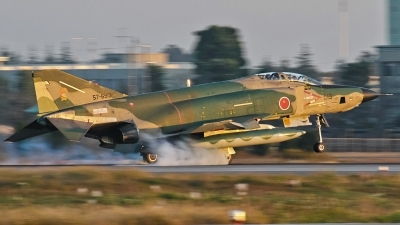 Photo ID 119530 by Darren Mottram. Japan Air Force McDonnell Douglas RF 4E Phantom II, 57 6913
