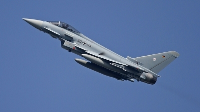 Photo ID 120307 by Niels Roman / VORTEX-images. Germany Air Force Eurofighter EF 2000 Typhoon S, 30 94