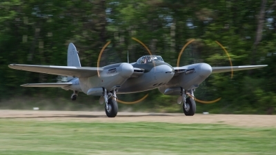 Photo ID 120105 by Andy Backowski. Private Fighter Factory De Havilland DH 98 Mosquito FB 26, N114KA