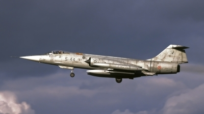 Photo ID 15522 by Jaco Haasnoot. Italy Air Force Lockheed F 104S ASA M Starfighter, MM6881
