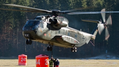 Photo ID 119769 by Thomas Ziegler - Aviation-Media. Germany Army Sikorsky CH 53G S 65, 84 58