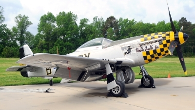Photo ID 119819 by W.A.Kazior. Private Fighter Factory North American P 51D Mustang, N51EA